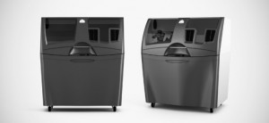 Projet 460 professional 3D printer uses granular materials binding