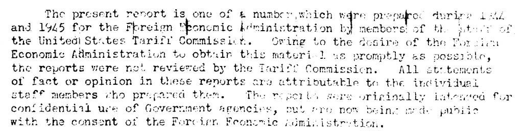 A black and white rendering of text from a Tokyo War Crimes Trial document. Your eyes can tell what most of these words are, but trust me - a machine is going to have a rough time.